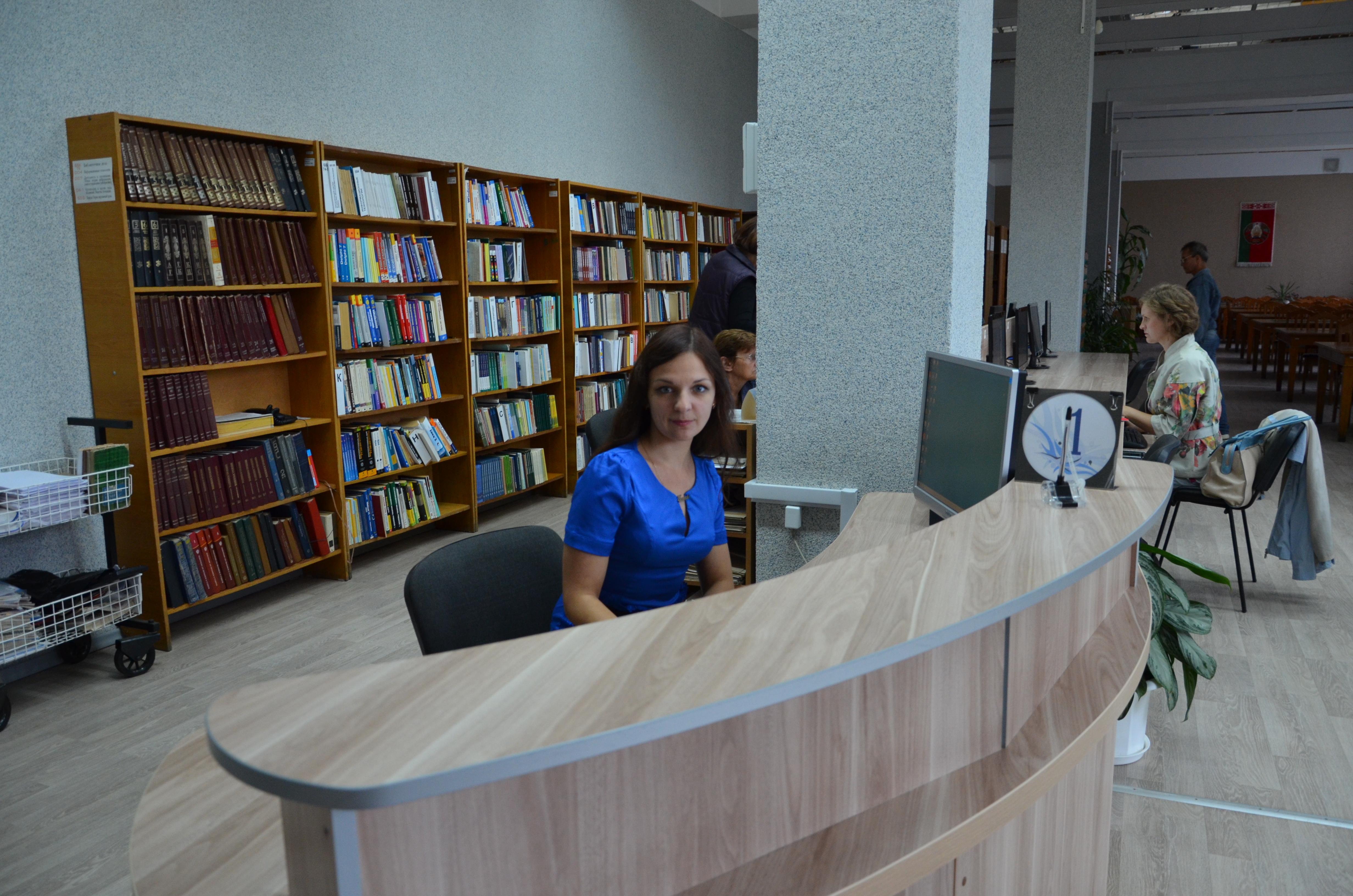 Устемчук Инна Валерьевна Заведующий отделом обслуживания